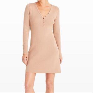 NWT Club Monaco Rib Knit sweater dress Sz S~$199